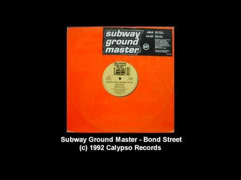 Subway Ground Master - Bond Street