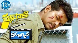 Thuppakki Movie Vijay Fighting With Vidyut Jamwal Climax Scene Murugadoss Harris Jayaraj