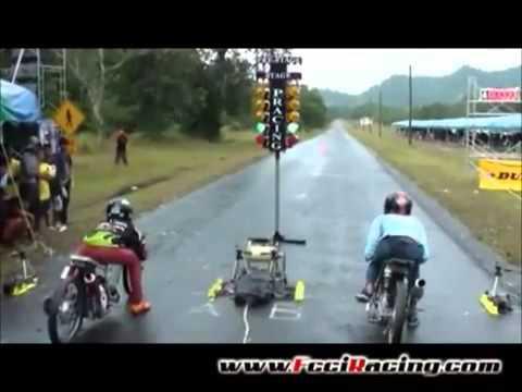 Video Lucu Drag Motor