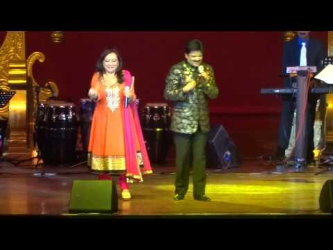Udit Narayan - Kuch Kuch Hota Hai - Live in Concert 2014 - Holland...