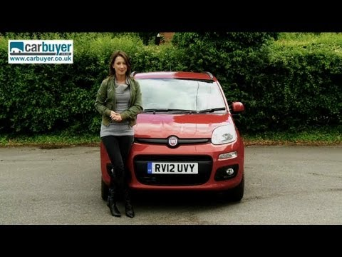 Fiat Panda hatchback review - CarBuyer