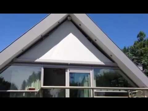 Luxaflex in raam