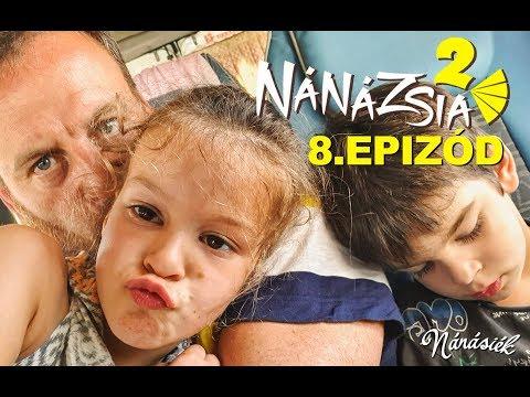 NÁNÁZSIA 2. : 8. EPIZÓD - Betegség miatt a mai adás elmarad... Vagy mégsem?