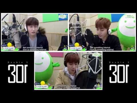 Double S 301 - KBS Radio K-Pop Planet 160306 [Eng Sub]