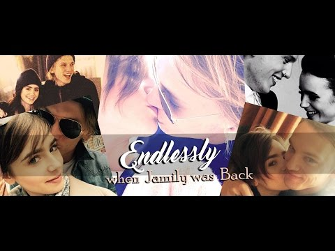 Jamie Campbell Bower || Lily Collins || Endlessly || When Jamily were back