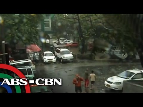 'Glenda' winds shake Navotas