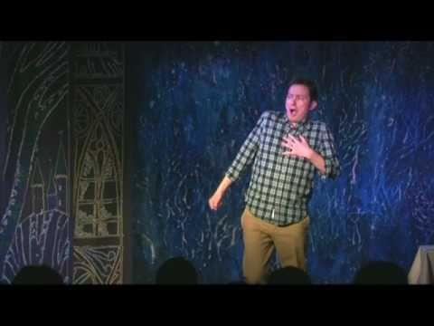 Коля Куликов: бабушки, готы, смерть и я [stand-up comedy]