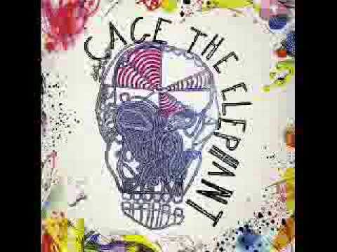 Cage the elephant Back against the wall