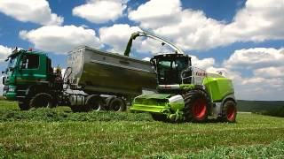 Silage 2013 *NEW* CLAAS JAGUAR 940 | 3x unique TATRA PHOENIX 6x6!
