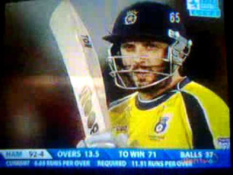 Hampshire Cricket Shahid Afridi Shahid Afridi in Hampshire in