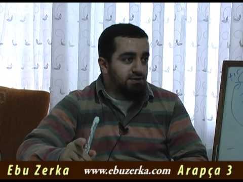 Arapça Dersleri 03