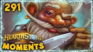 Very Skillful Play!! | Hearthstone Gadgetzan Daily Moments Ep. 291 (Funny and Lucky Moments)