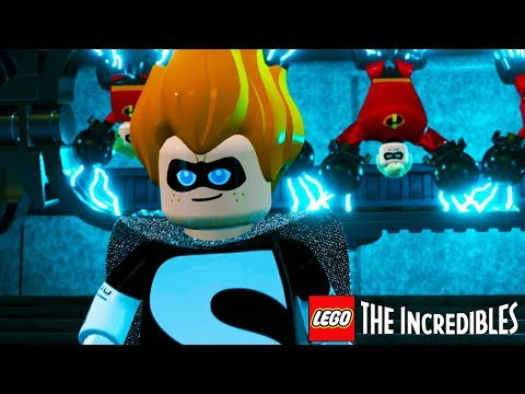 LEGO The Incredibles - Chapter 12: The Final Showdown!