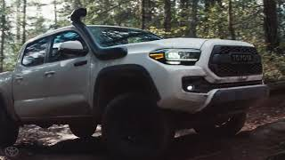 01 The Sequoia Earns Its TRD Pro Badge on Vancouver Island   Toyota