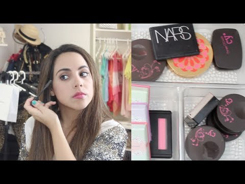 Mi colección de maquillaje | What The Chic