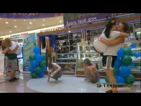Поцелуйная дуэль 2_в ТРЦ Карнавал