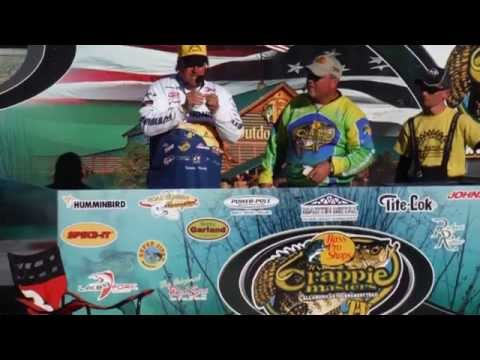 Offshore Tackle Planer Boards Take Tommy from 13th to 2nd place