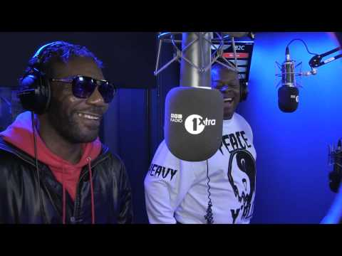 Sweetie Irie, Tippa Irie & General Levy freestyle on 1Xtra