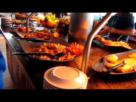 Royal Caribbean Legend Of The Seas Windjammer Cafe