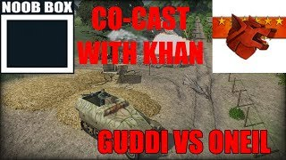 (PDX Tournmanet) Guddi vs Oneil Steel Division: Normandy 1944 co-cast #80 (with Khan)