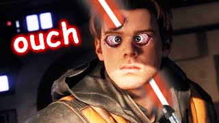 Star Wars Jedi: Fallen Order - Dumb Yet HILARIOUS Glitches