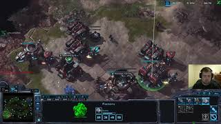 StarCraft II: Platinum Terran vs Terran