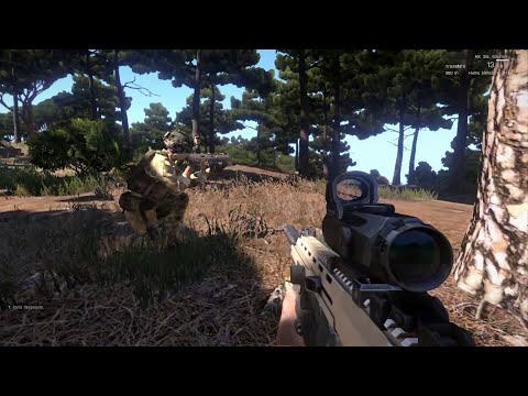 ARMA 3 - Sobrevive - Campaña episodio 3   Reagruparse o morir