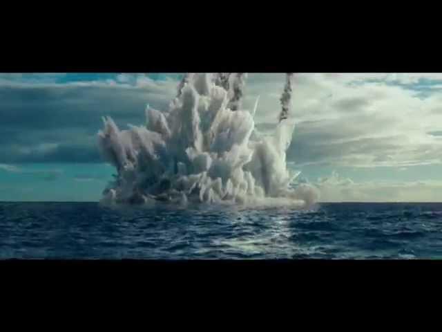 Battleship 2012 / Морской Бой 2012 unofficial trailer(Real Rock AC/DC-Hells Bells)
