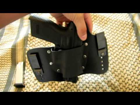 Foxx Holster IWB review