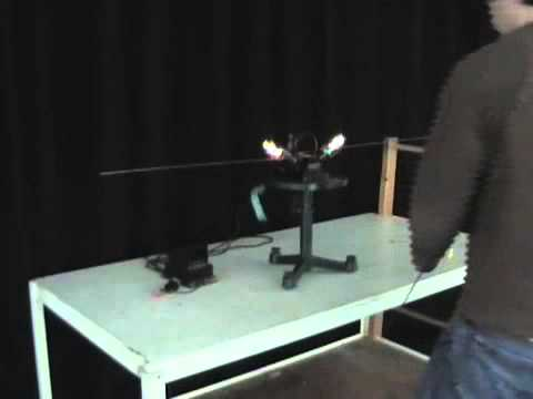 MIT Physics Demo Dipole Antenna