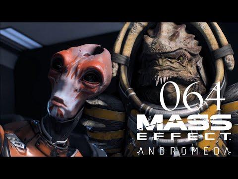 Mass Effect Andromeda 🚀 [064] - Der Zweite Pathfinder [German 60 FPS]