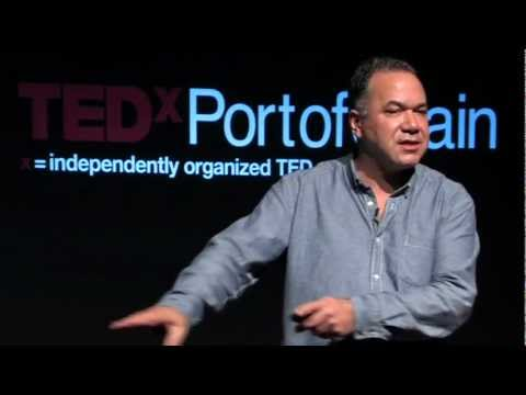 TEDxPortofSpain - Mark Raymond - Victims of the City