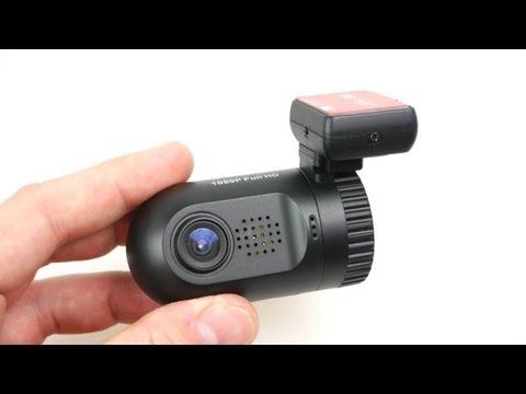 REVIEW: Mini DVR 0801 The Smallest 1080p LCD Car Dash Cam with Ambarella A2S60 - Best Mini Car Cam