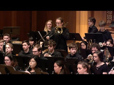 Lawrence University Symphonic Band - March 3, 2018