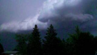 Aurora Minnesota Tornado Warning