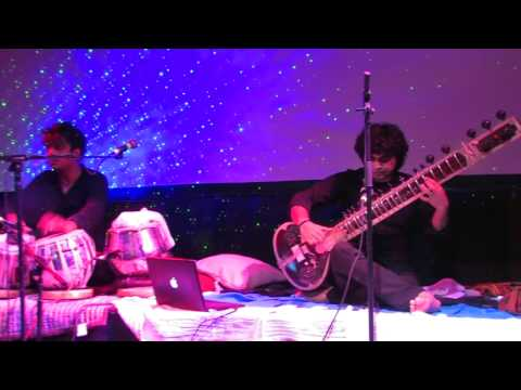 Talvin Singh &amp; Niladri Kumar AMAZING! Exclusive never before seen video