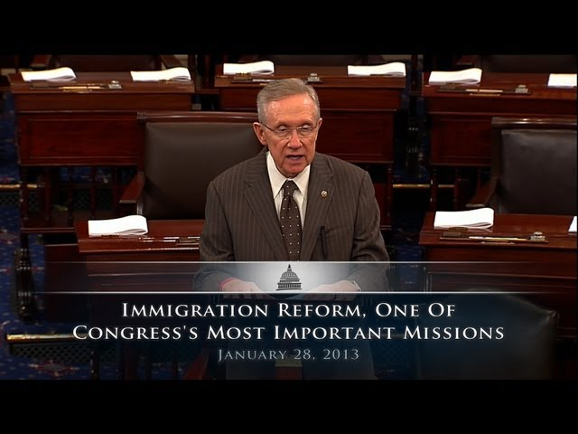 Immigration Reform: One of Congress's Most Important Missions