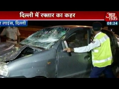 Delhi: Drunk Driver Sends 5 Cops To Hospital