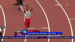 Download Lagu Pelari Indonesia Muhammad Zohri Raih Emas - NET 10 Gratis STAFABAND