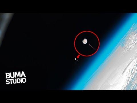 실제 생방송 중에 UFO 격추 시도가 목격된 '충격적' 사건