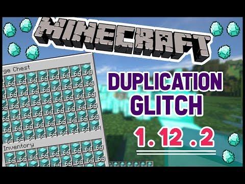 ✔ Minecraft Duplication Glitch [1.12.2] [Works on all versions]