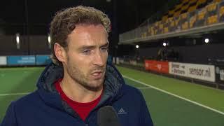 Mathijssen: 'Hockeyend kunnen we goed mee, maar moeten meer rendement halen'
