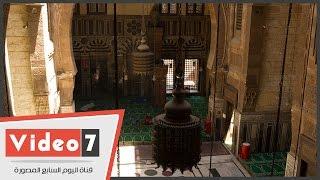 بالفيديو.. شاهد قصر السلطان الغورى أخر حكام المماليك فى مصر