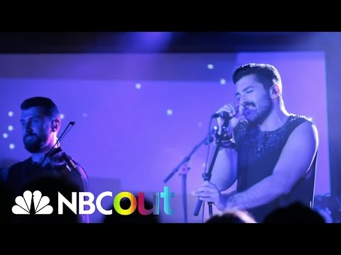 Arab & Queer: Lebanese Singer Pushes Boundaries | NBC Out | NBC News thumbnail