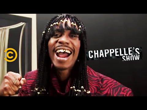 Chappelles Show - Charlie Murphys True Hollywood Stories - Rick James Pt 1 - Uncensored