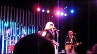Blondie ~ D Day @ Nokia Theater, NYC, 8/31/10