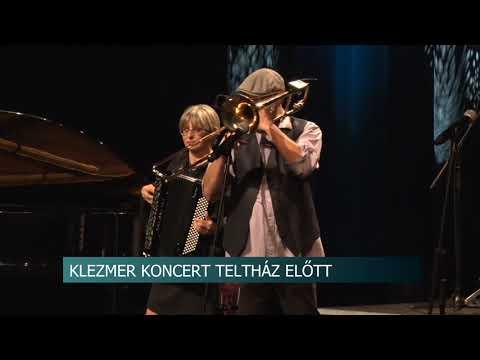 Budapest Klezmer Band -  Szekszárd     20200828
