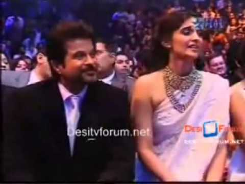 Govinda, Ritesh and Sushmita Performance at IIFA Awards 2009.flv