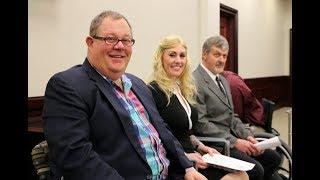 Montgomery County (VA) Adult Drug Court Treatment Program - Inaugural Graduation Ceremony: 2-22-2019