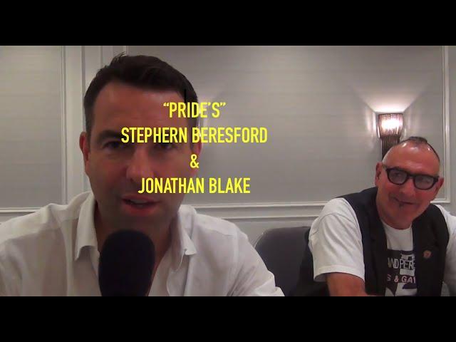 Pride - Stephen Beresefod and Jonathan Blake